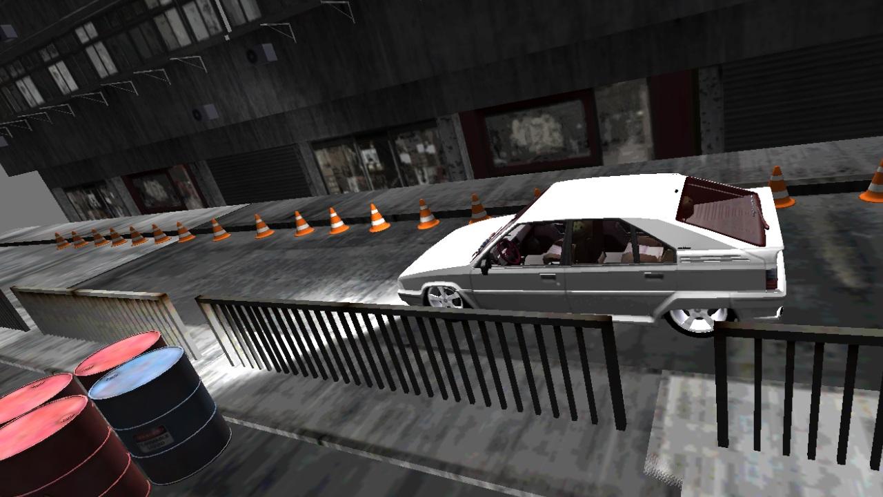BX Car Parking