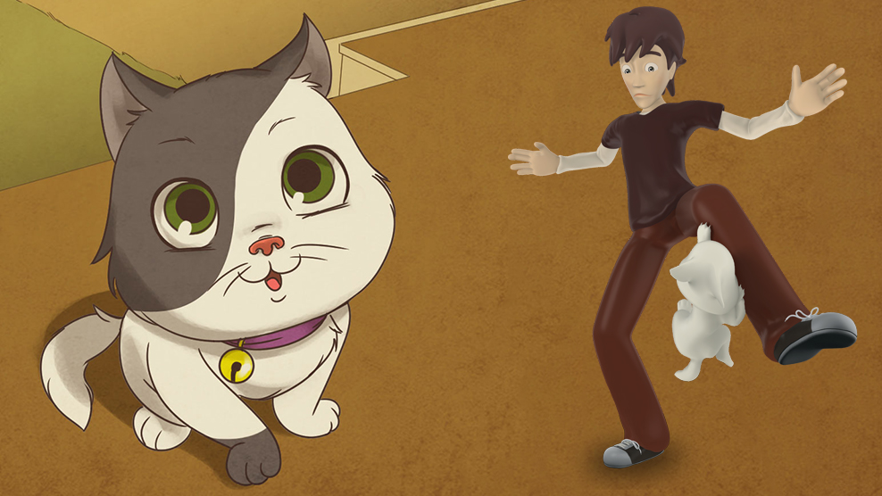 Kitty Scratch 2