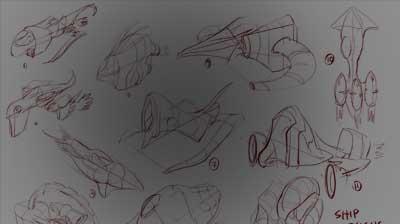Ship Designs part 1