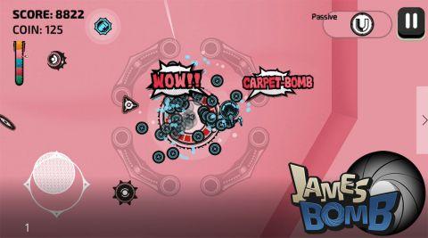 New game, JamesBomb Open Beta Test