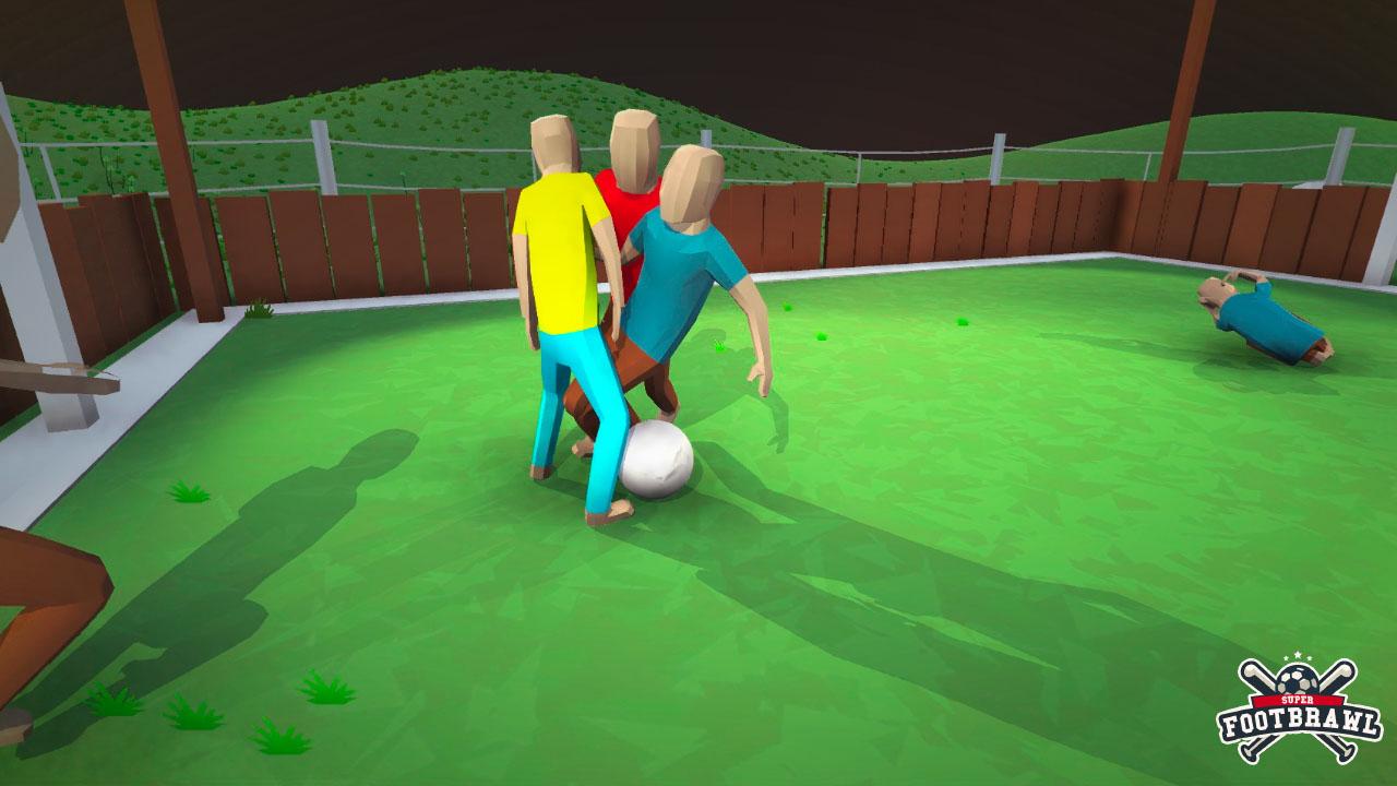 footbrawl game