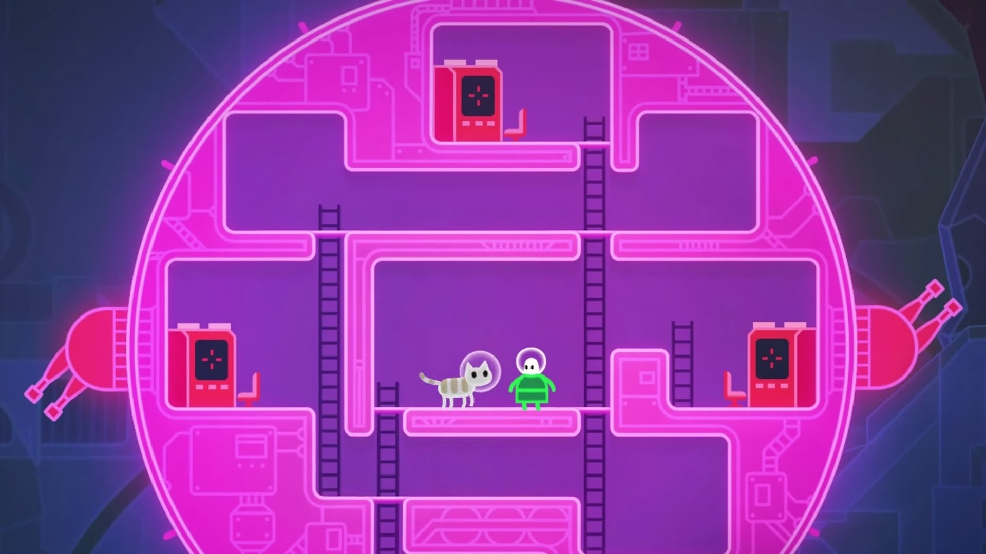 Lovers In A Dangerous Spacetime Unity Connect