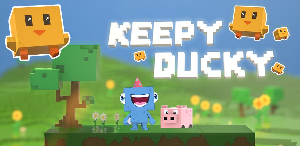 Keepy Ducky