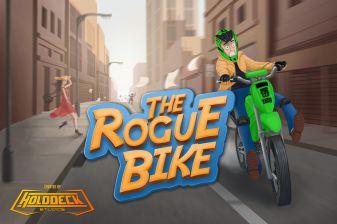 Saving Rogue Bike from a crash!!