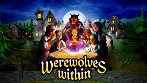 """Developing Social Engagement in VR with """"Werewolves Within"""""""