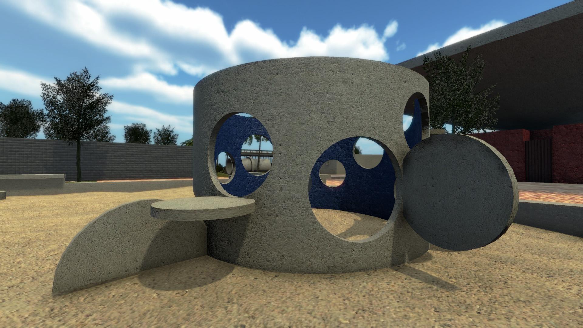 Esperia Club's Playground