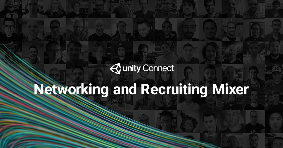 Unity Connect Networking and Recruiting Mixer