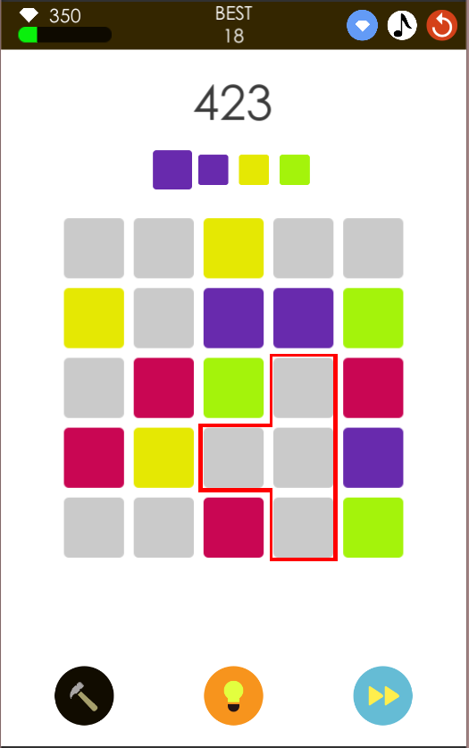 Squares - Exercise Project
