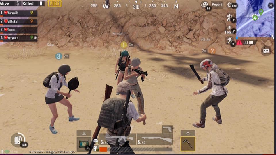 PUBG Mobile trên PC - Tải ngay giả lập Tencent Gaming Buddy Mới