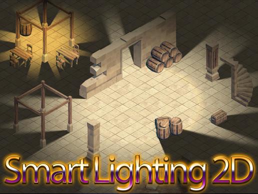 Smart Lighting 2D