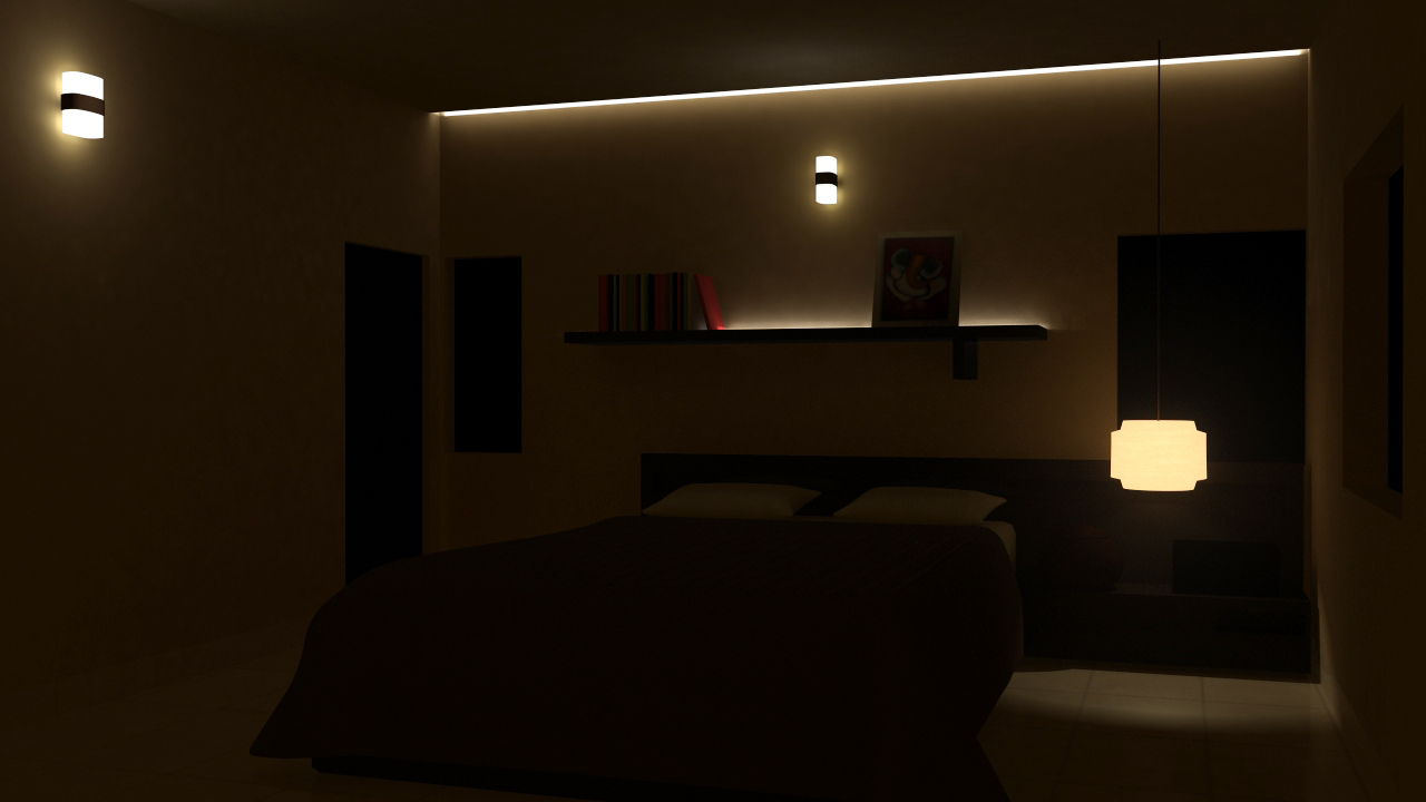whole scene created by anubhav sharma. (Maya, render engine mental ray)