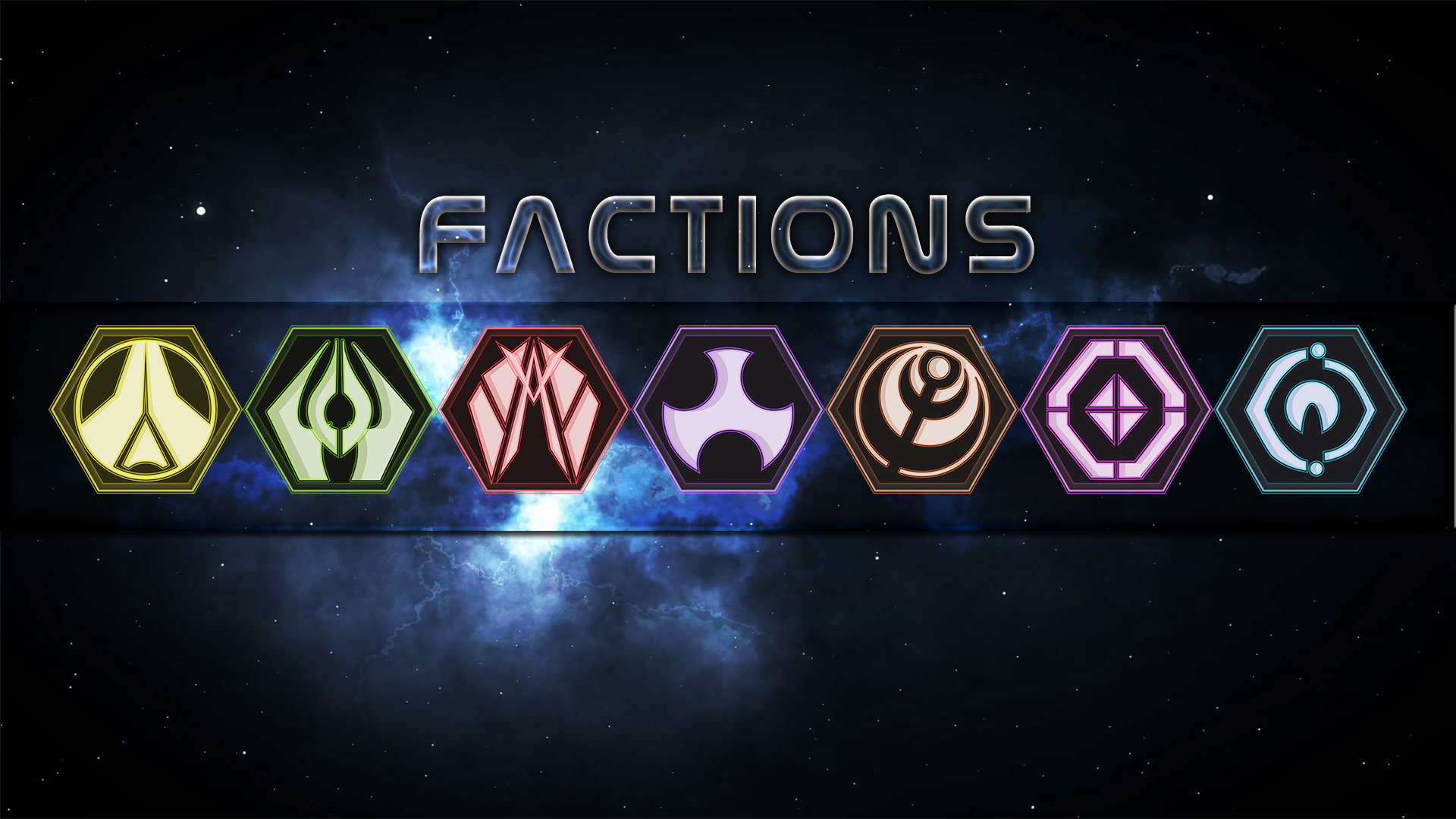 Sci-Fi Strategy Icons