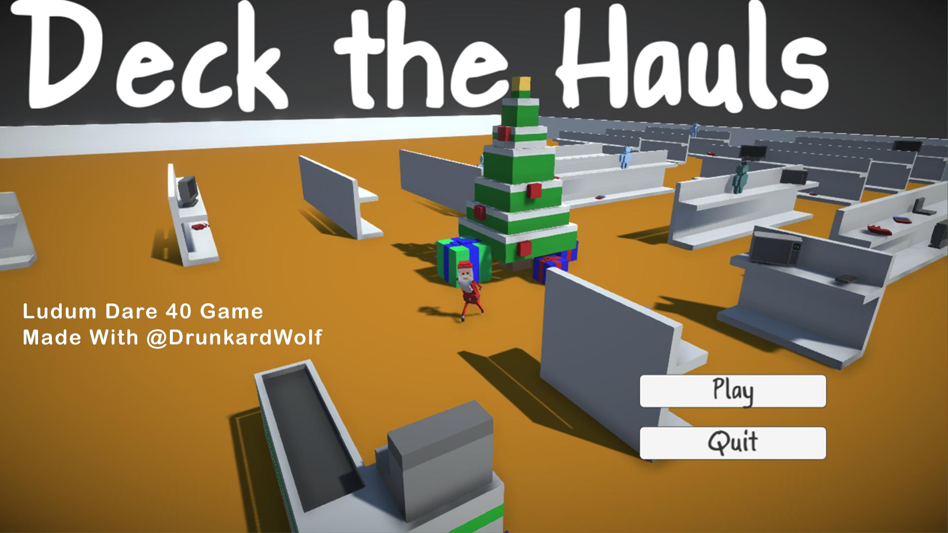 Deck the Hauls