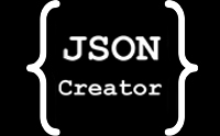 JSON Creator For Unity Editor