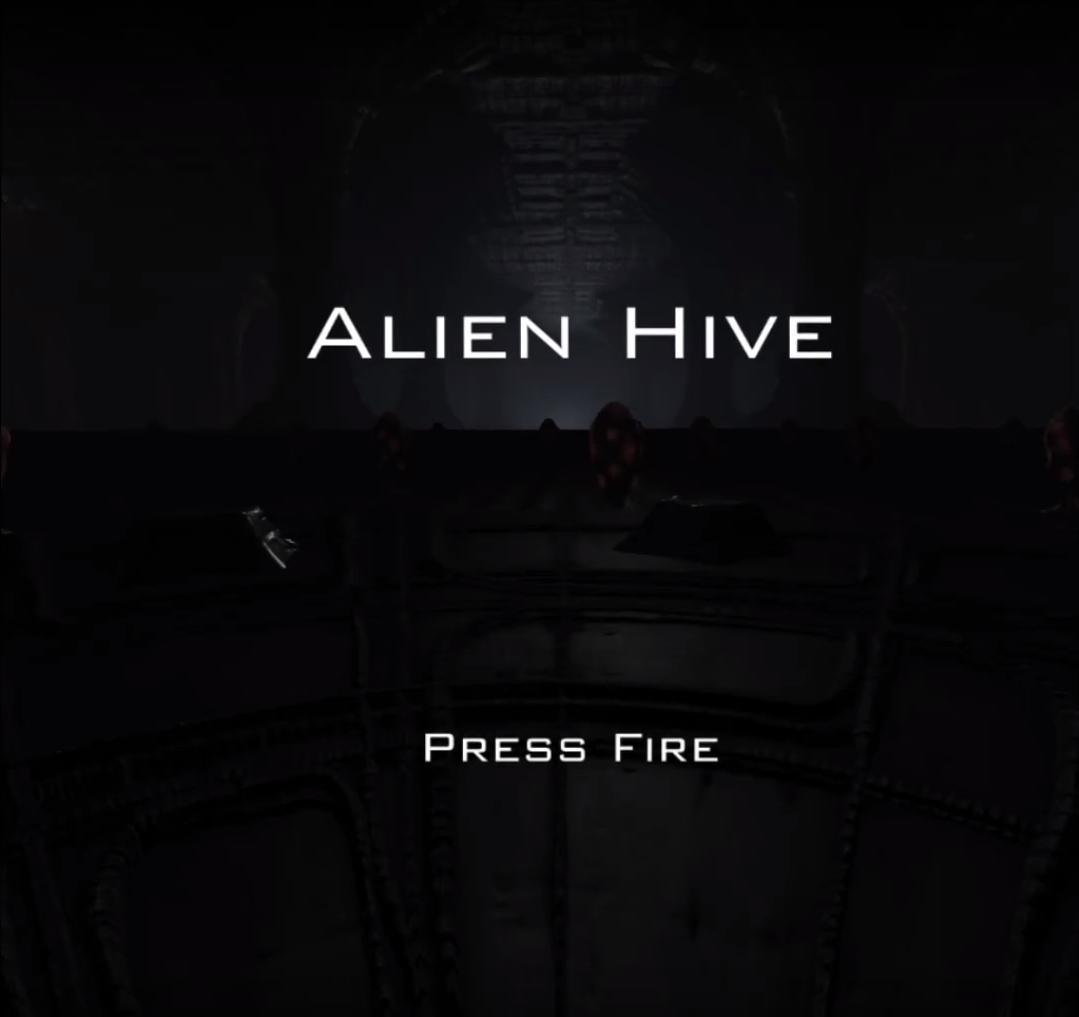Alien Hive (VR)