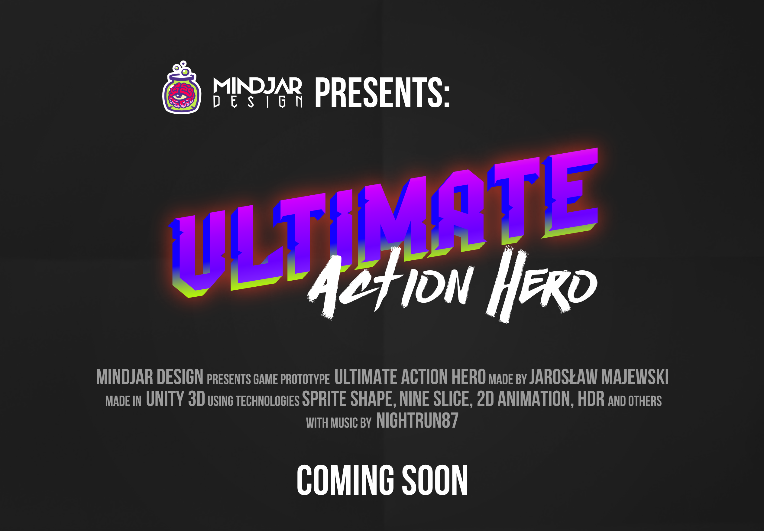 Ultimate Action Hero