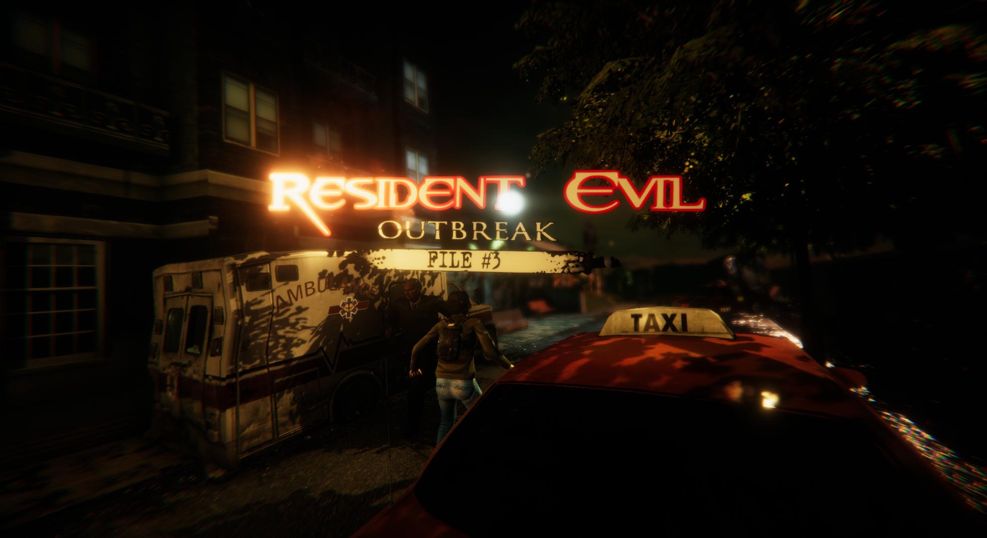 Resident Evil Outbreak Remake