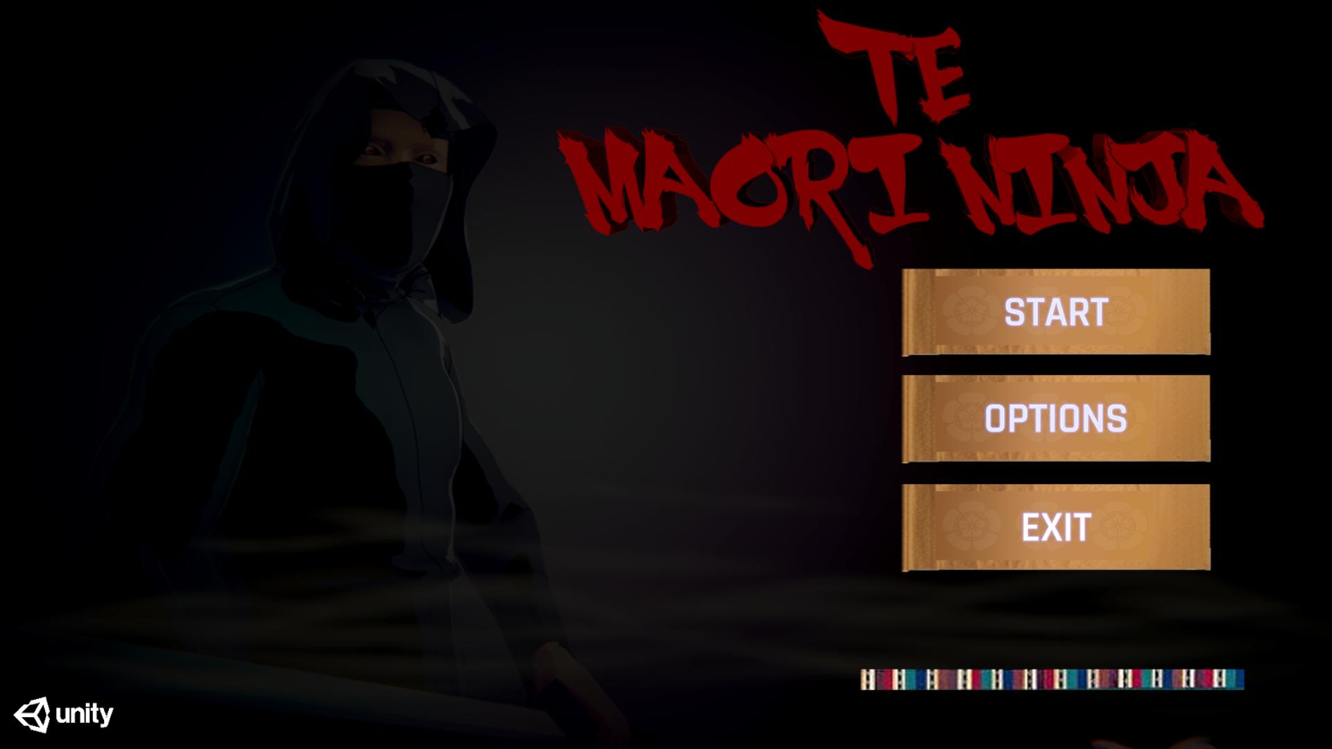Te Maori Ninja