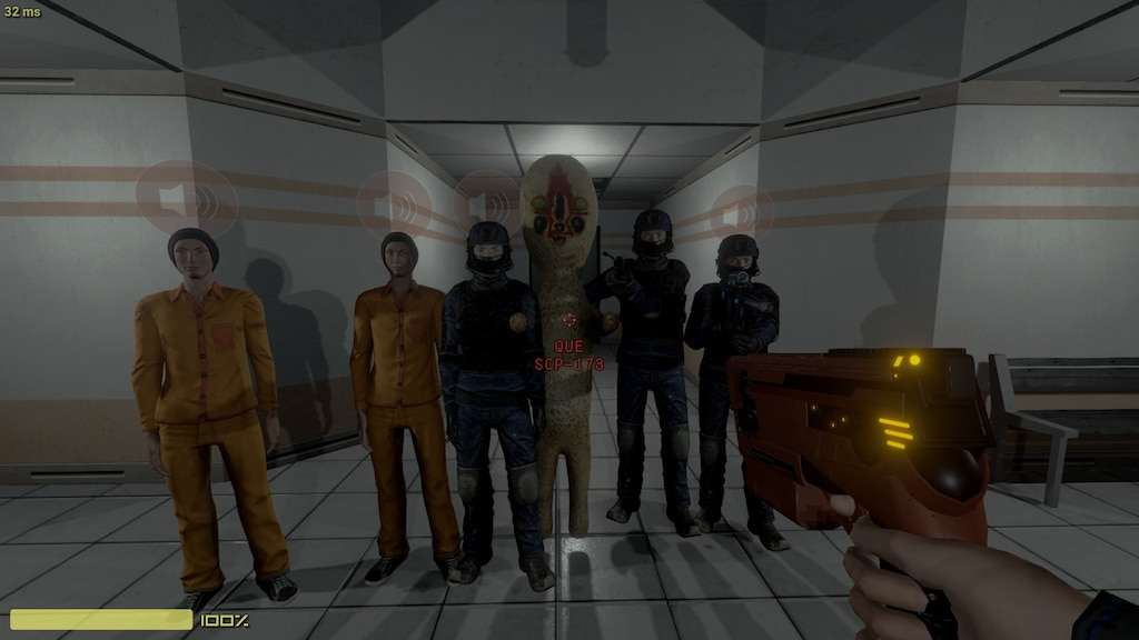SCP: Secret Laboratory - Unity Connect