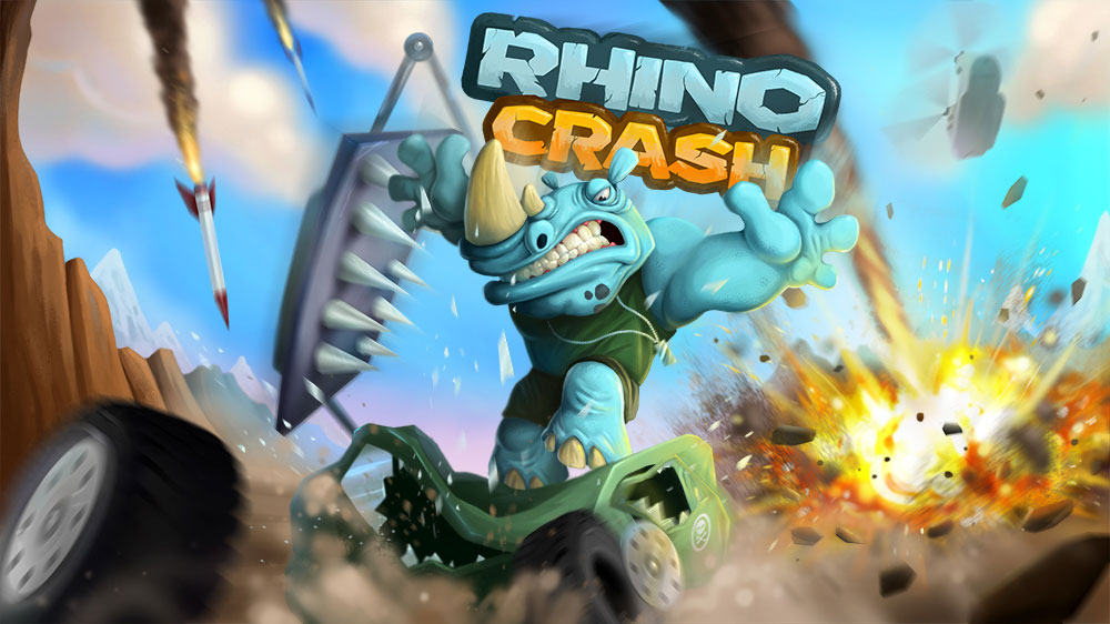 Rhino Crash