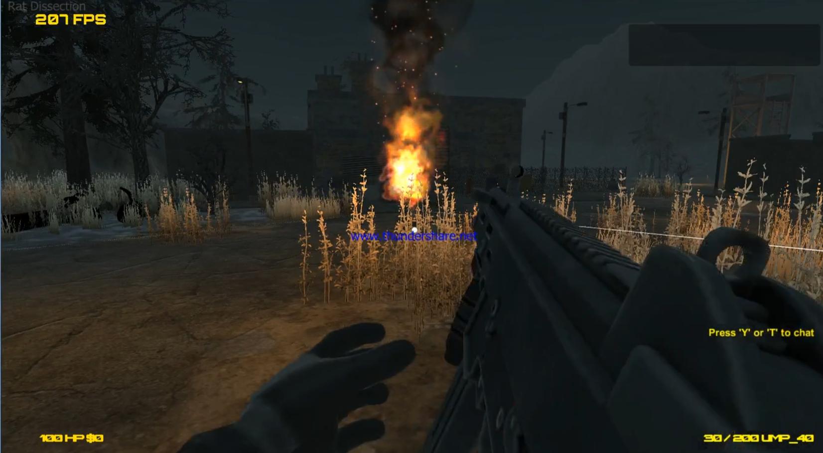 Zombie FPS