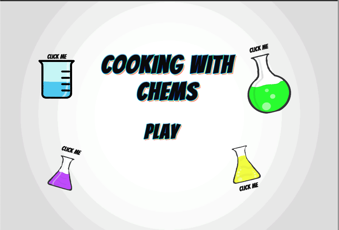 Cooking with Chems