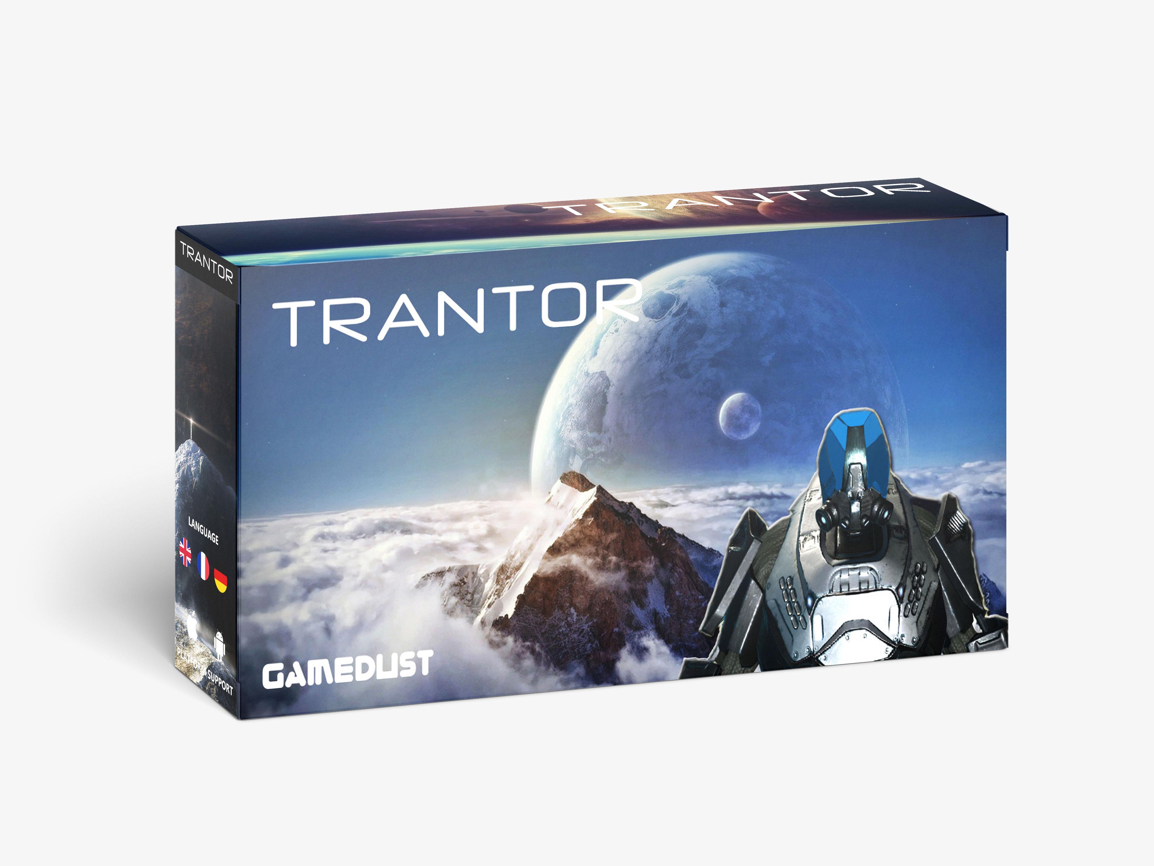 TRANTOR - Open World Mobile Game