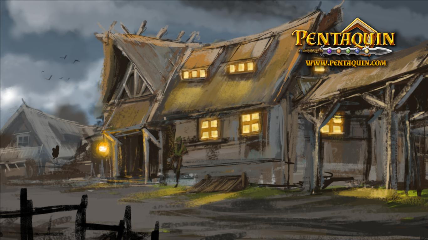 """Pentaquin """"Deeds of Twilight"""""""