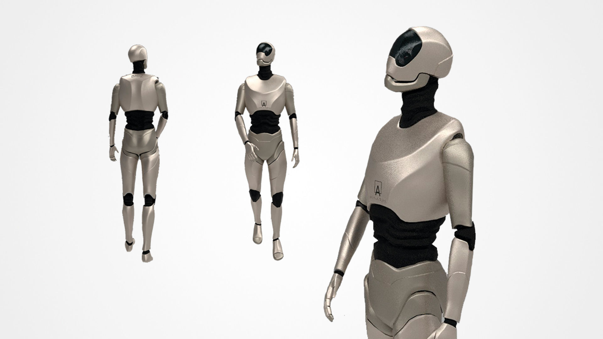 FREE 3D model BH-2 Robot