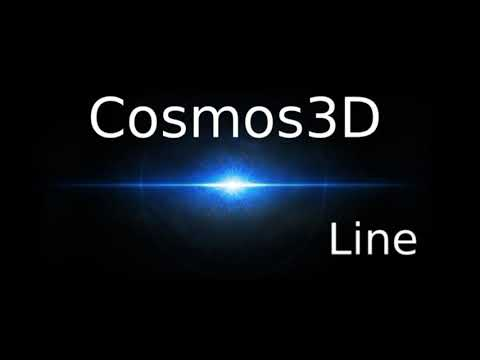 Cosmos3D - Line