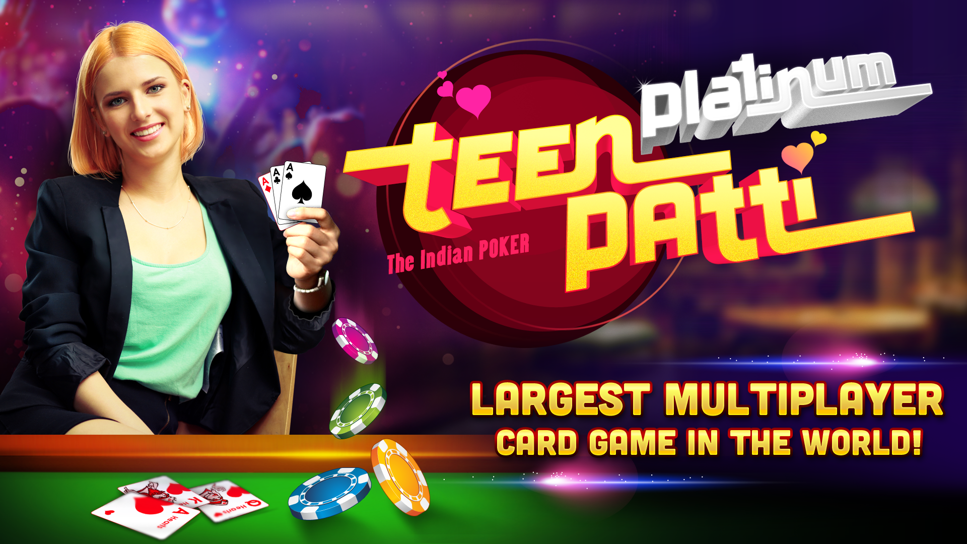 Teen Patti Platinum