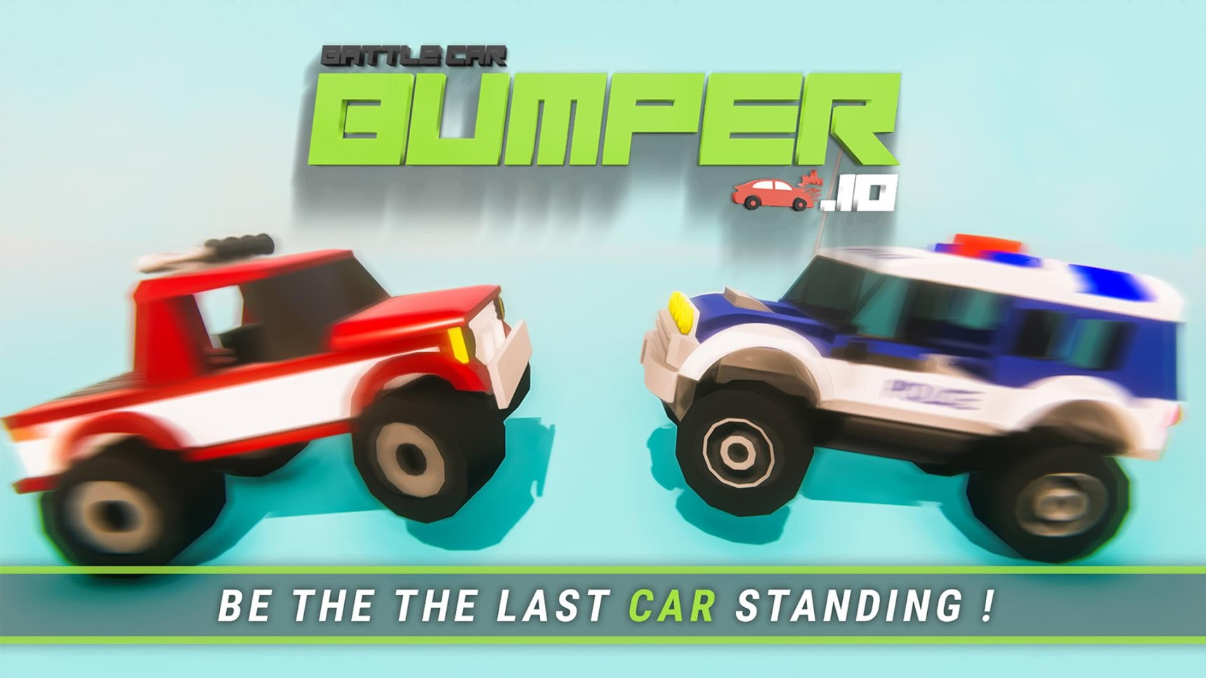 Battle Cars Bumper.io