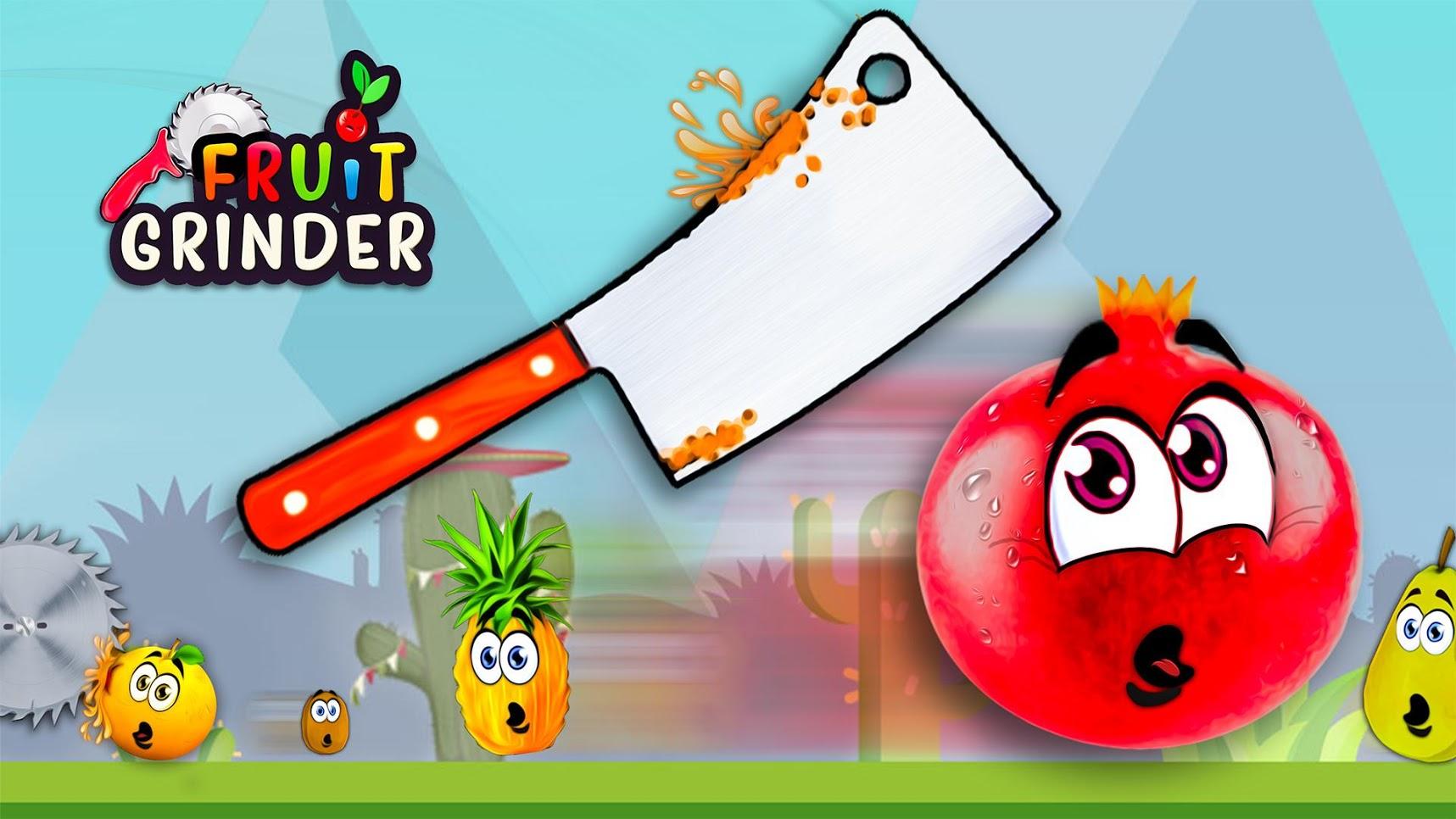 Fruit Grinder.io