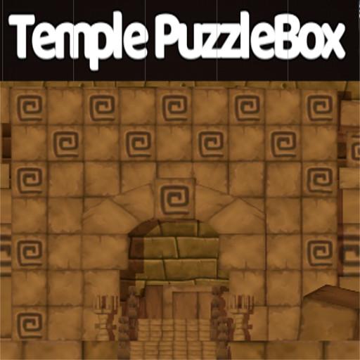Temple PuzzleBox: 3D match 3 game