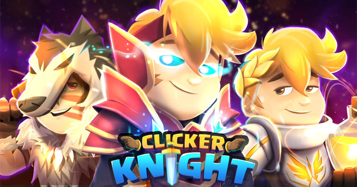 Clicker Knight: Idle Incremental RPG