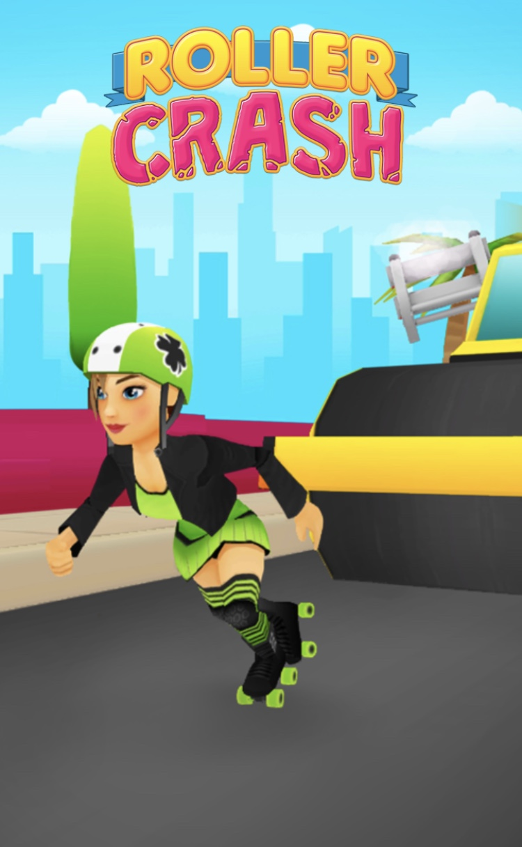 Roller Crash