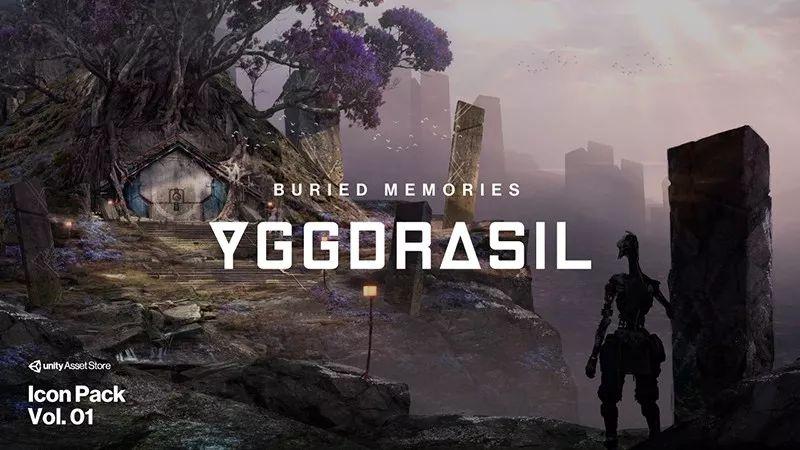 Yggdrasil Icon Pack世界之树资源包正式发布