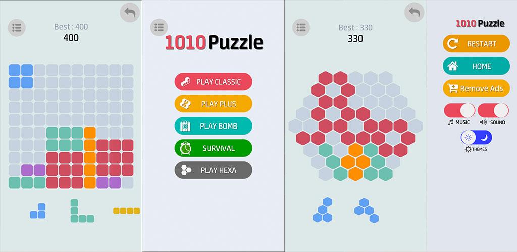 1010 Puzzle