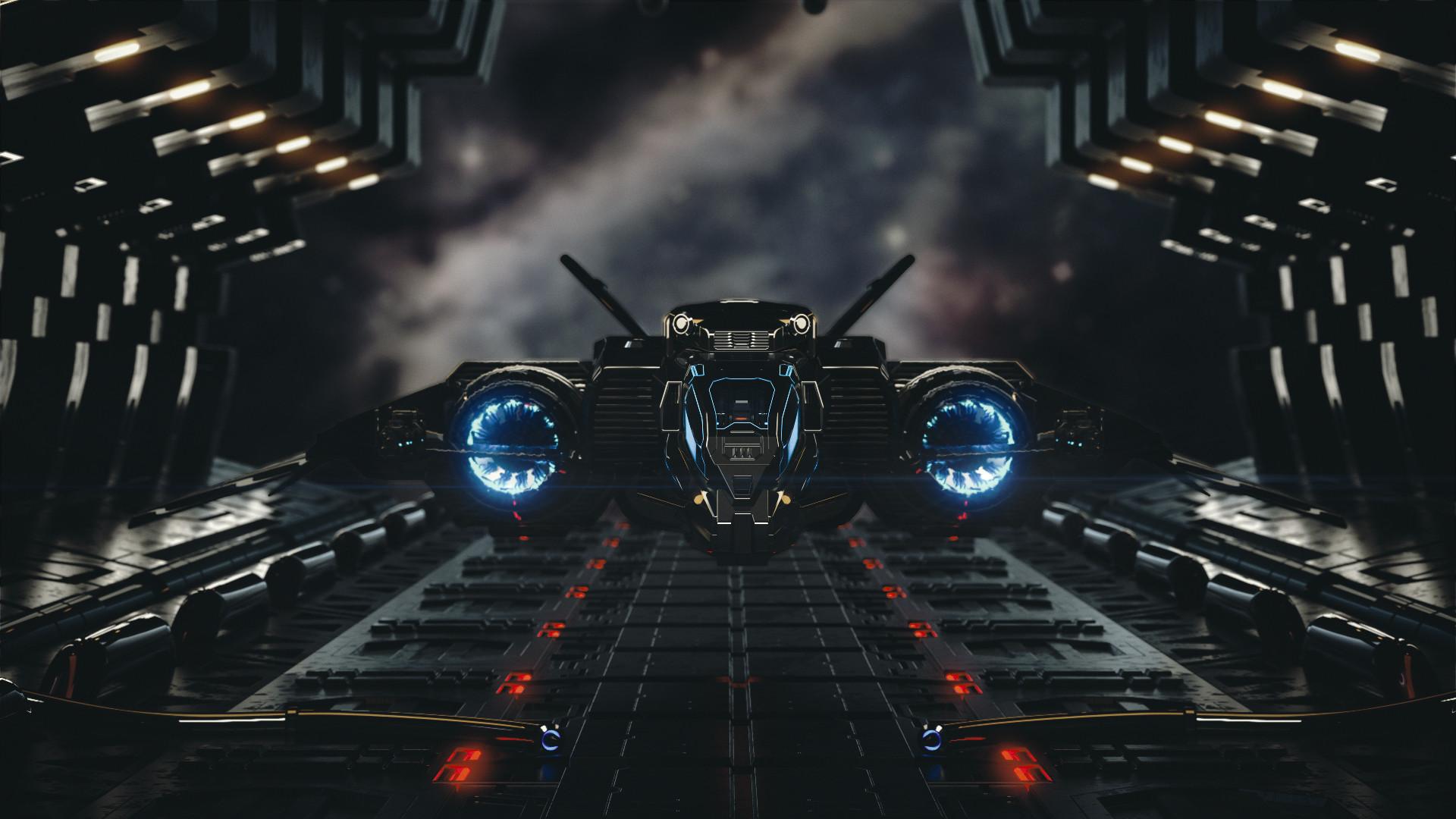 The Reaper - aka Sabre - Harsurface Spaceship