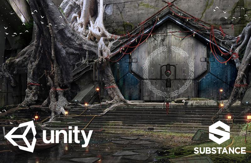 Inside the Vault: Unity 3D Environment Art Contest