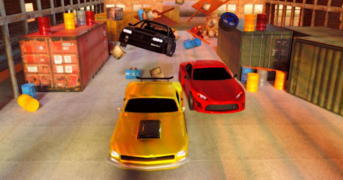 Arcade Racing Cars