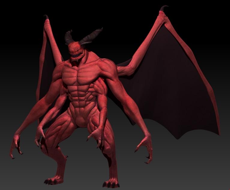 Teleria 3D Character Models
