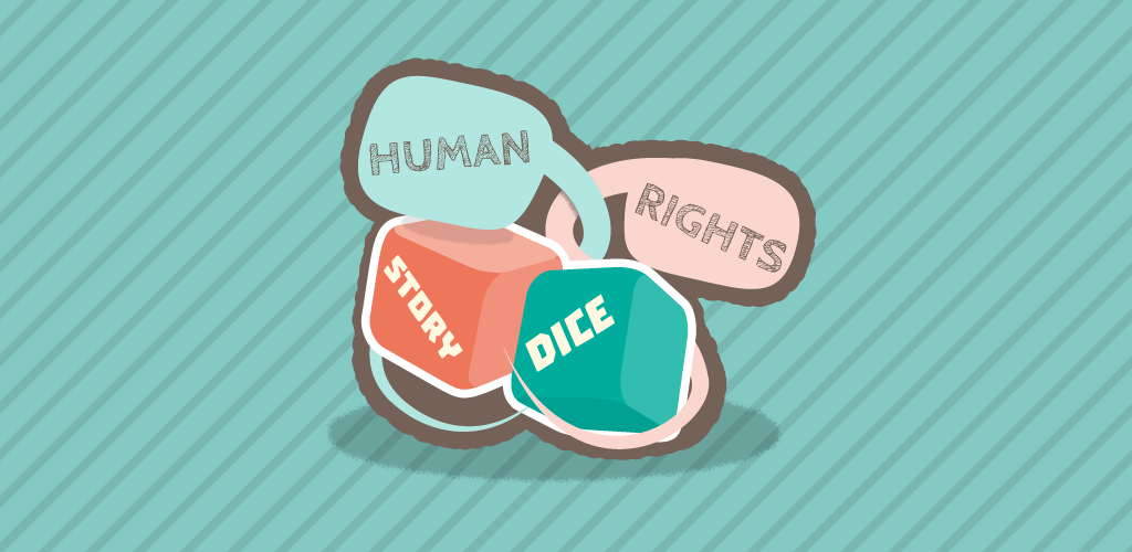 Story Dice - Human Rights