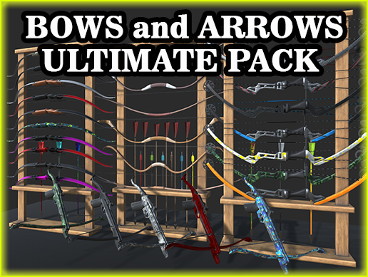 Bows and Arrows pack