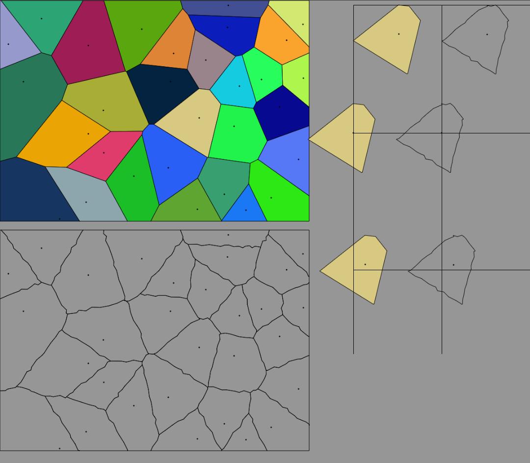 p5.Voronoi