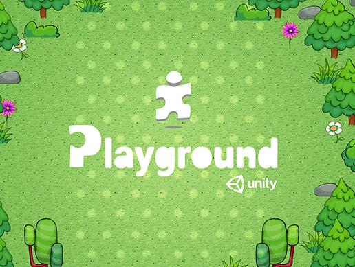 Unity Playground: 一个适合初学者/K12的资源包
