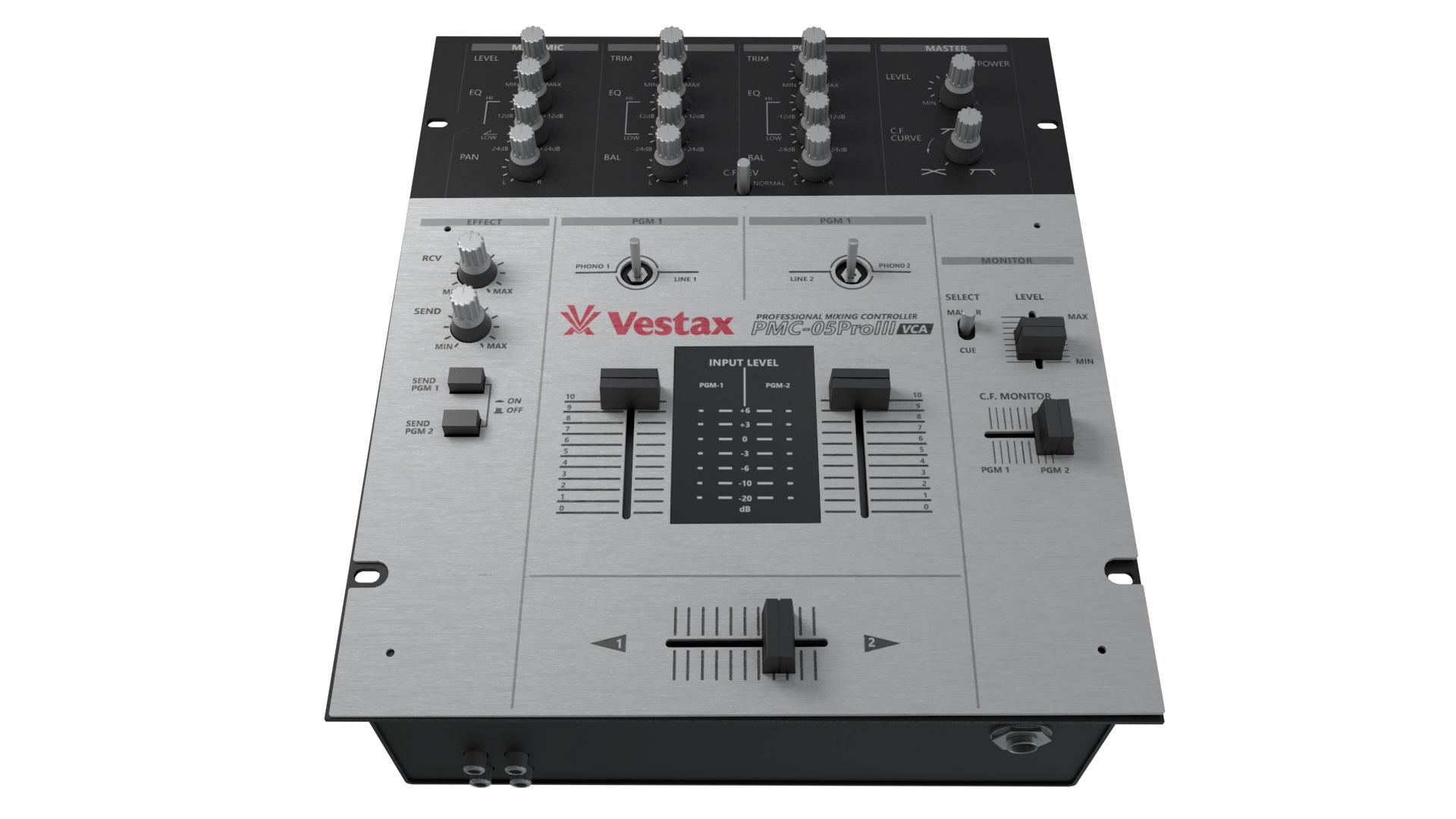 Vestax PMC-05 Mixer