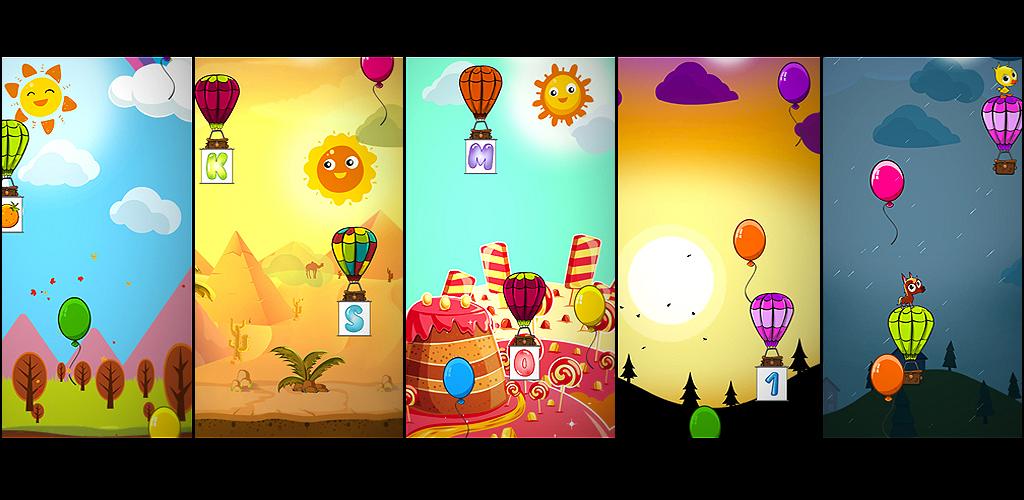 Pop Balloons Fun