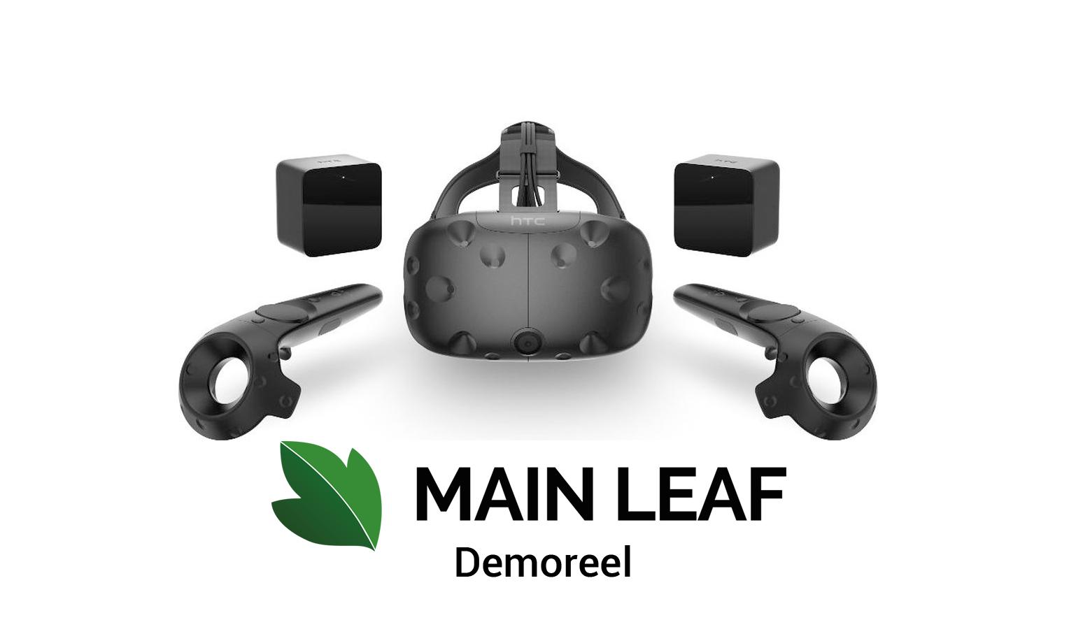 VR Demoreel 2019