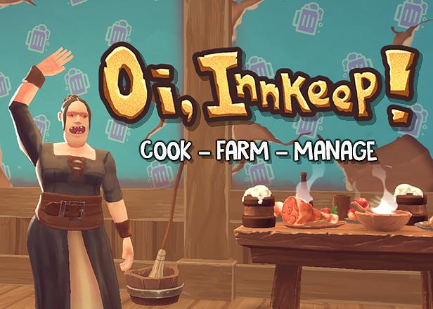 Oi, Innkeep!